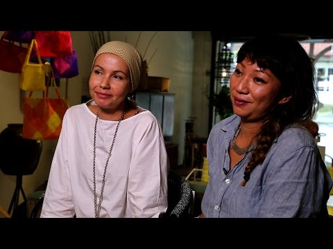 Faces of Malaysia: Adela Askandar & Farah Azizan, Directors of Studio Bikin and Kedai Bikin