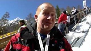 Eddie 'the Eagle' Lands In Slovenia