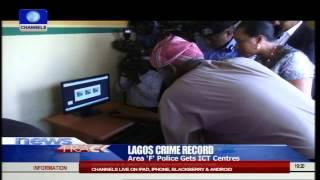 Lagos Government Donates ICT Centres To Area F Police Command