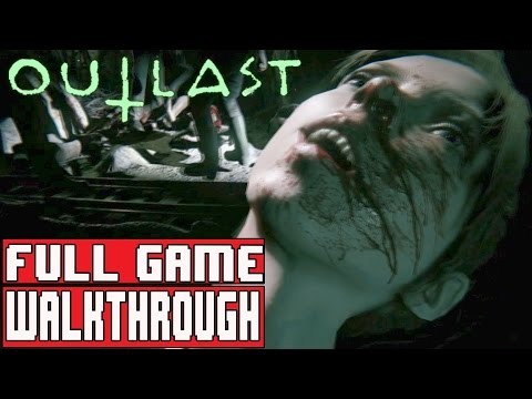 OUTLAST 2 Gameplay Walkthrough Part 1 FULL GAME (PC Ultra HD) - No Commentary
