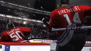 NHL 14 Live the Life Trailer