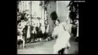 La Belle Otéro' (Carolina Otéro) - Caught On Film in 1898