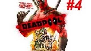 Deadpool gameplay part 4