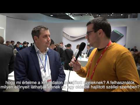 Interview with Samsung's product manager Richard Knight @ MWC 2015