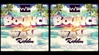 T.O.K - Bounce It Gyal (Drop It Low) - Bounce & Wave Riddim - April 2013 | @GazaPriiinceEnt