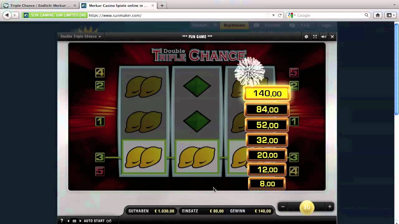 Triple Chance Online Spielen Kostenlos