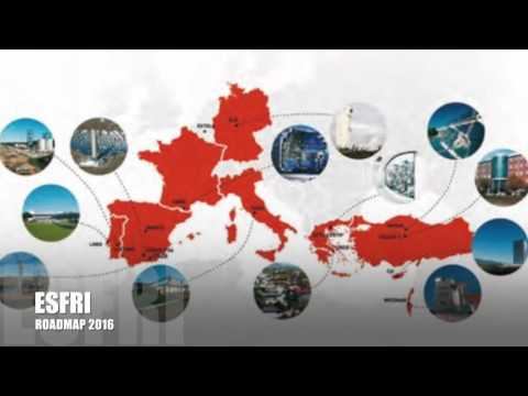 ESFRI: Supporting Research Infrastructures in Europe