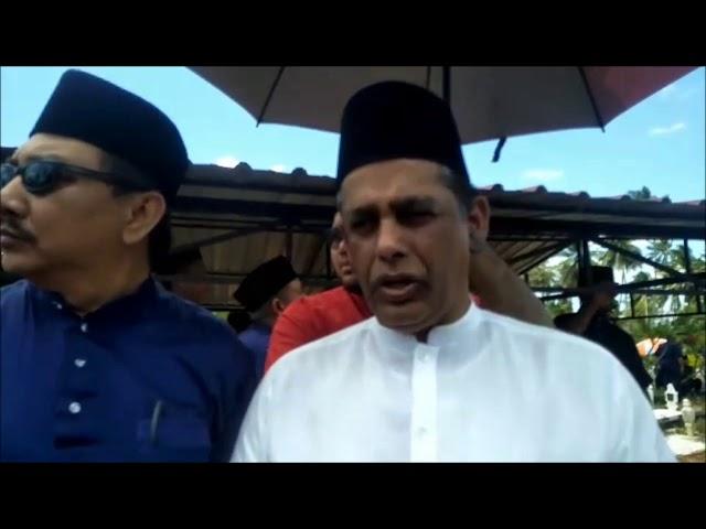 Belangsungkawa Paksu Man : Ucapan YM Guru Utama PSSCM Datuk Haji Maideen Kadir Shah