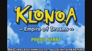 Game Boy Advance Longplay [014] Klonoa: Empire of Dreams