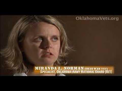 Oklahoma Veterans and Jim Inhofe