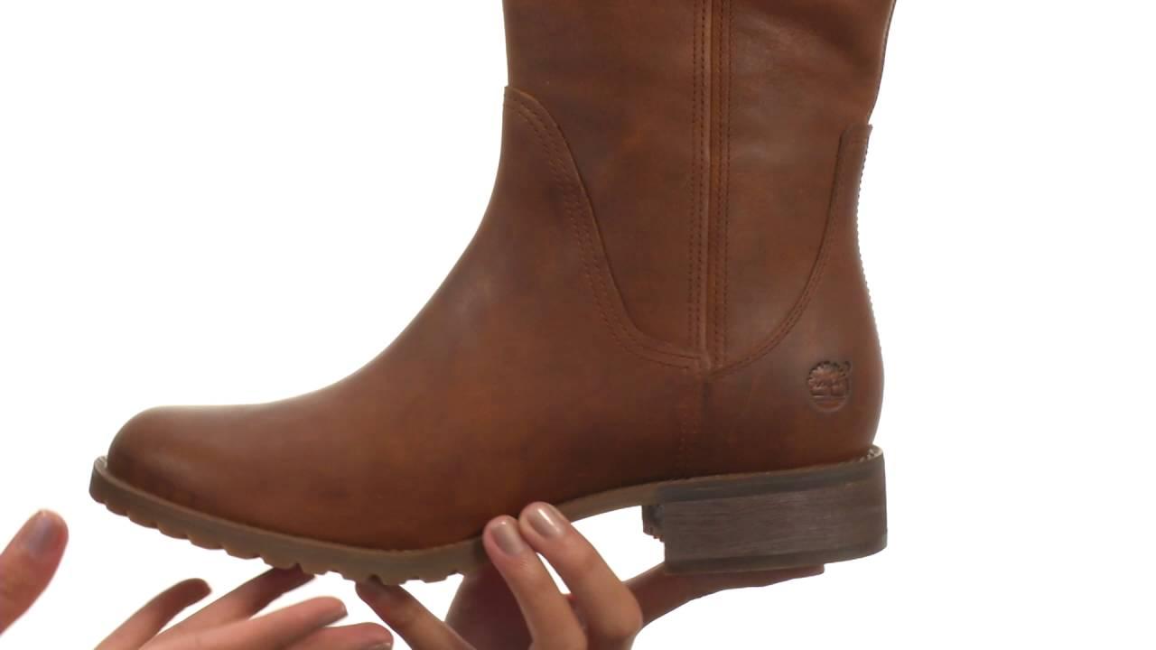 Timberland Women's Banfield Tall Waterproof Riding Boot