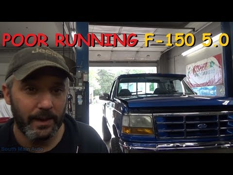 Ford F-150 5.0 - Rough Running / Slams Into Gear