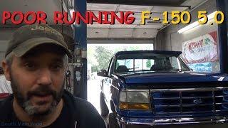 Ford F-150 5.0 - Rough Running / Slams Into Gear