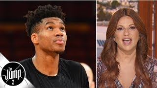 In order to keep Giannis, the Bucks' tampering talk won't be enough - Rachel Nichols | The Jump