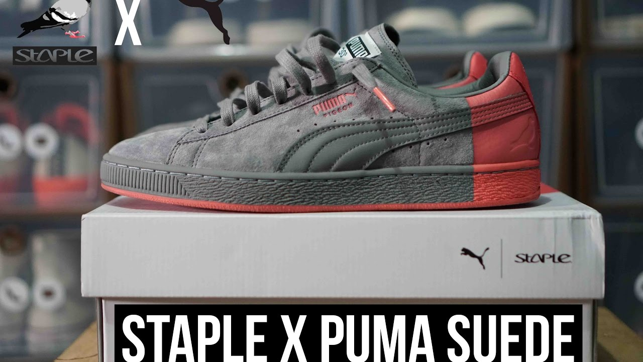 Review  Staple Pigeon x Puma