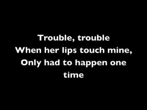 chris rene trouble lyrics youtube. Black Bedroom Furniture Sets. Home Design Ideas