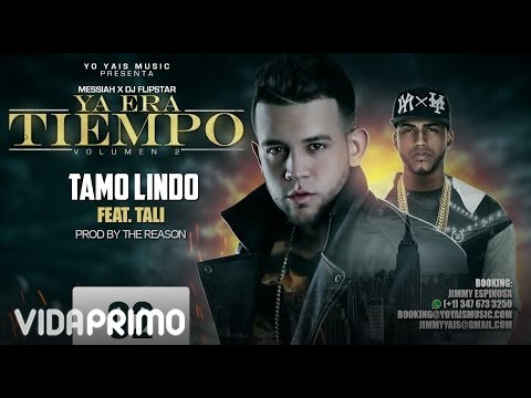 Messiah - Tamo Lindo ft. Tali [Official Audio]