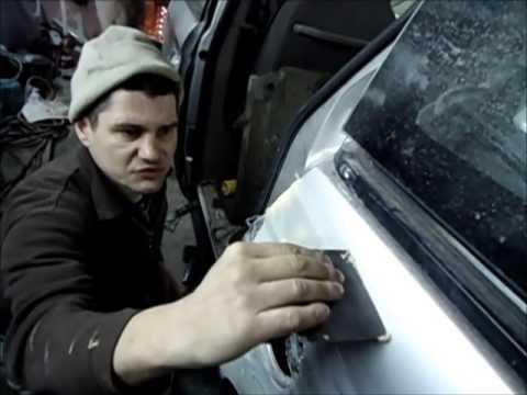 Подготовка и покраска автомобиля своими руками (видео)