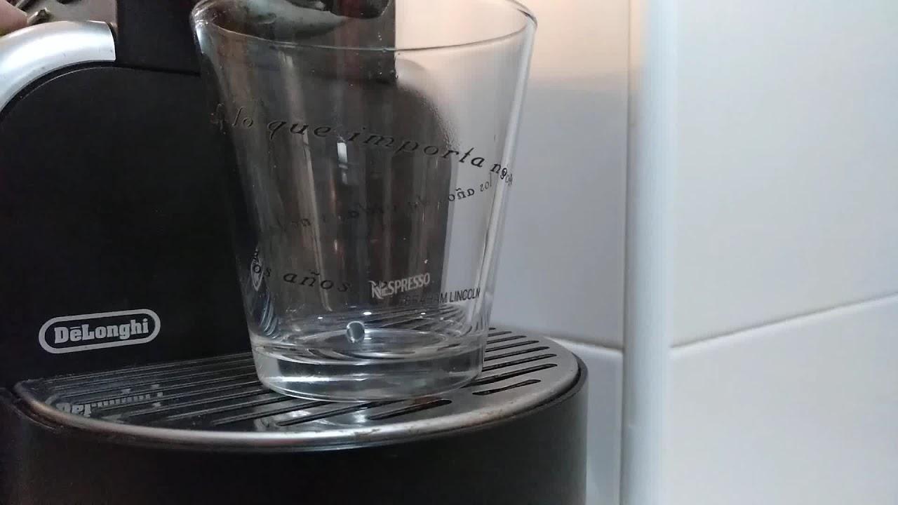 Descalcificador Nespresso Descalcifica tu Cafetera