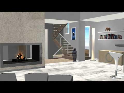 maison au cannet 4 le rez de jardin video interactive. Black Bedroom Furniture Sets. Home Design Ideas