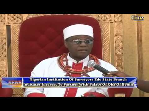 NIS indicates interest to partner with palace of Benin Monarch