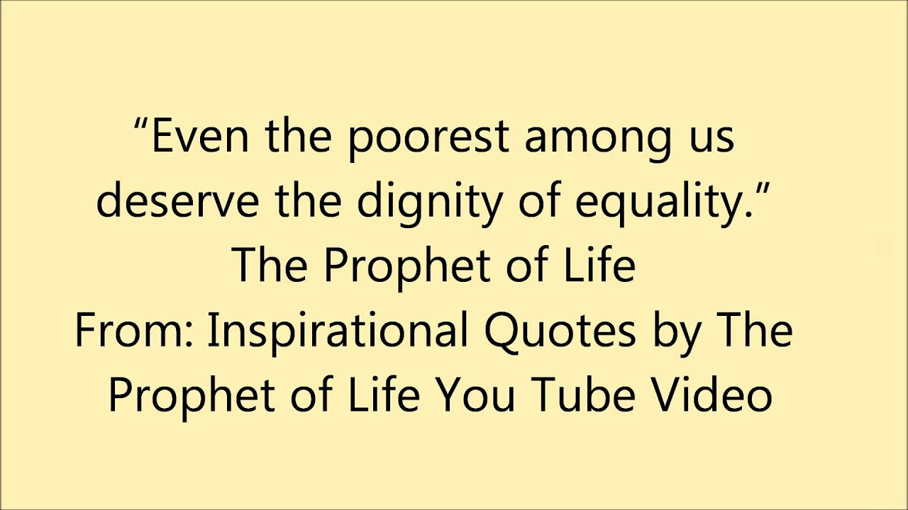 Quotes About Humanity Quotes For Humanity  Youtube