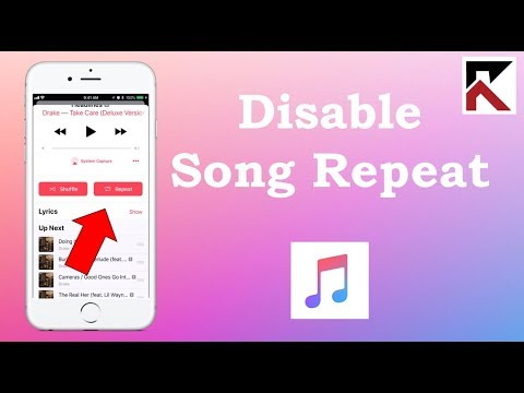 How To Turn Off Song Repeat On Apple Music