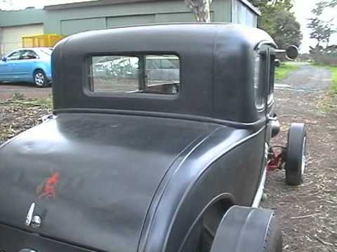 Jack S 1930 Model A Ford Coupe Mpg