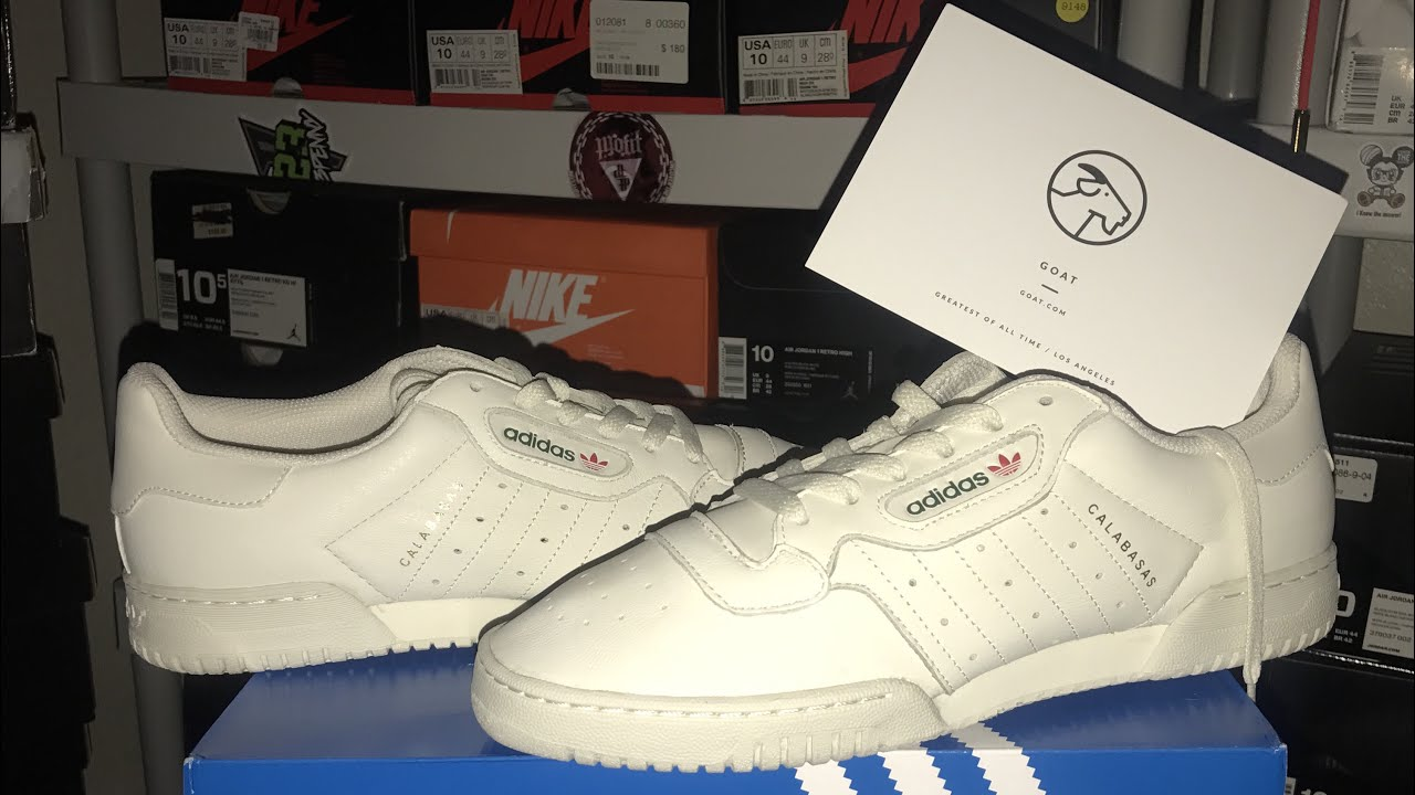 Review PickUp   Unboxing  Yeezy Powerphase + Goat Vs.StockX MARKET VALUE! 15854658a