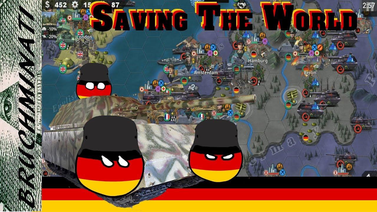 World Conqueror 4 Germany 1980 #1