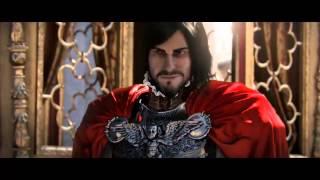 Прицепцы,трейлеры Assassins Creed 1-3.