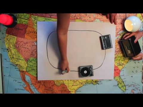 Kid Koala - '8 bit Blues (Chicago to LA to NY)' (Official Video)