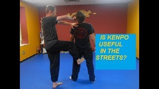 Is Kenpo Practical for the streets?