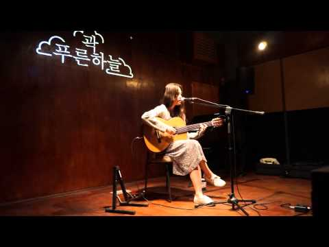 My Lady (EXO cover) - 곽푸른하늘 @ Common Kitchen Pangyo / 2015. 06. 05.