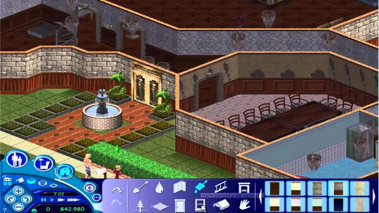 Los sims 1 las 10 mejores casas casa 1 parte 3 4 youtube - Fotos de las mejores casas ...