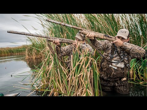 PUBLIC LAND Duck Hunting OPENING DAY 2018