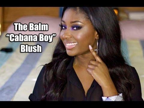 Blushing | The Balm