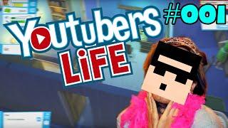 I'M THE BIGGEST YOUTUBER?! || Youtuber's Life #001