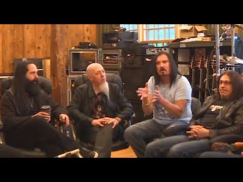 """Dream Theater update from studio on new album - Jungle Rot new video """"A Burning Cinder"""""""