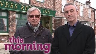 William Roache Pays Tribute To Anne Kirkbride   This Morning