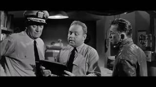 In Harm's Way (1965)   Kirk Douglas ,  Franchot Tone , Clip 2 , HD