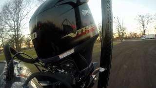 Trailer Mounted Transom Saver vs. Prorule Transom Saver prt 1