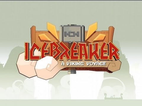 Icebreaker : A Viking Voyage - iPhone/iPod Touch/iPad Gameplay Trailer HD