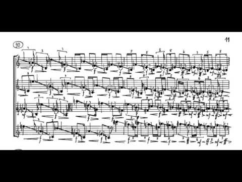 Georg Friedrich Haas - String Quartet No.2 (1998)