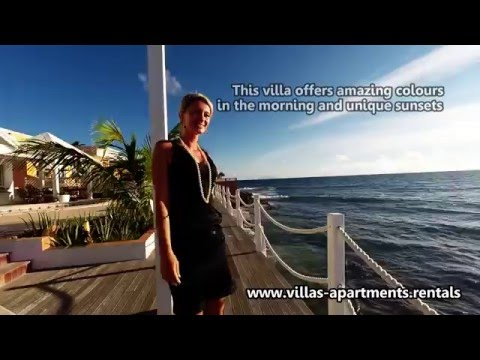 Villa Ocean Front up to 12 guests , Sint Maarten