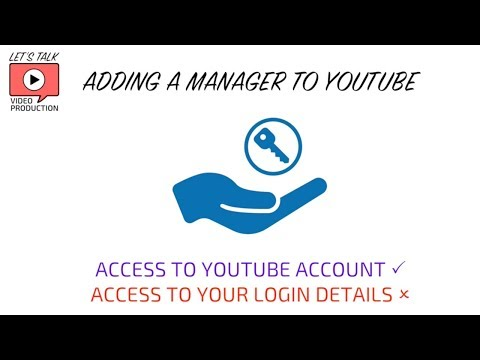 How To Add A Manager To YouTube (Or Any Role) – Lets Talk Video