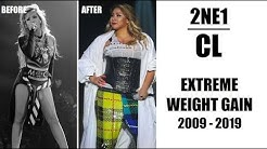 2NE1 CL Extreme Weight Gain and Dieting 2009 - 2019 (Full)