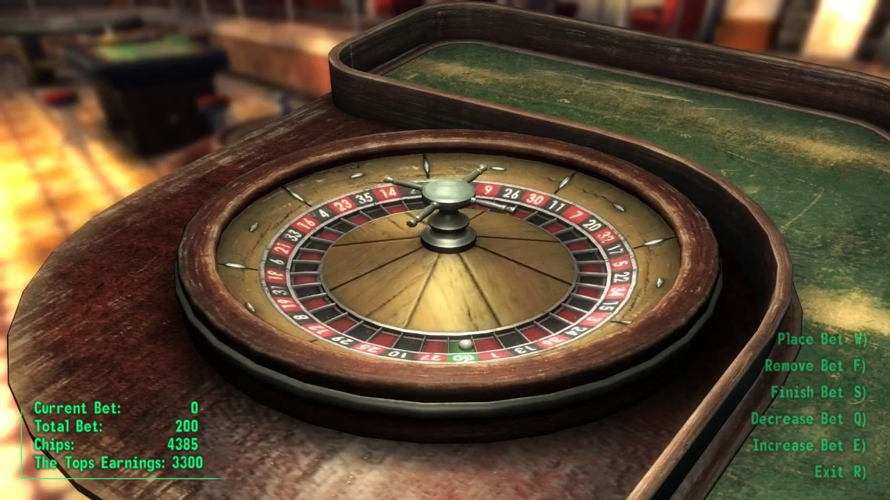 Winning roulette fallout new vegas tournoi poker live gujan