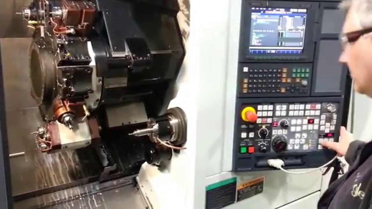 MORI SEIKI NL1500SY 5 AXES TURNING CENTER - FOR SALE BY PRIDE MACHINERY -  631-586-5252