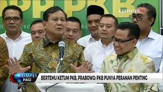 Prabowo Subianto Temui Cak Imin, Apa yang Dibahas?